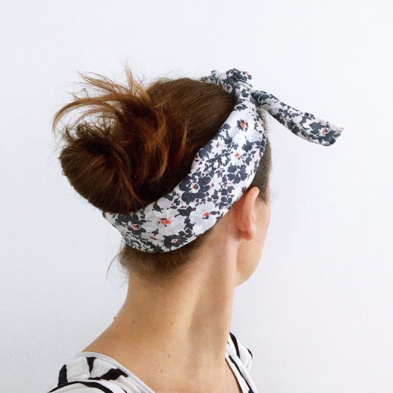Adult head scarf
