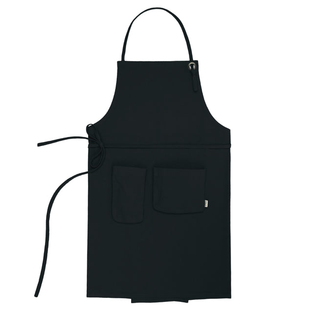 Numero 74 Adult Apron Dark Grey