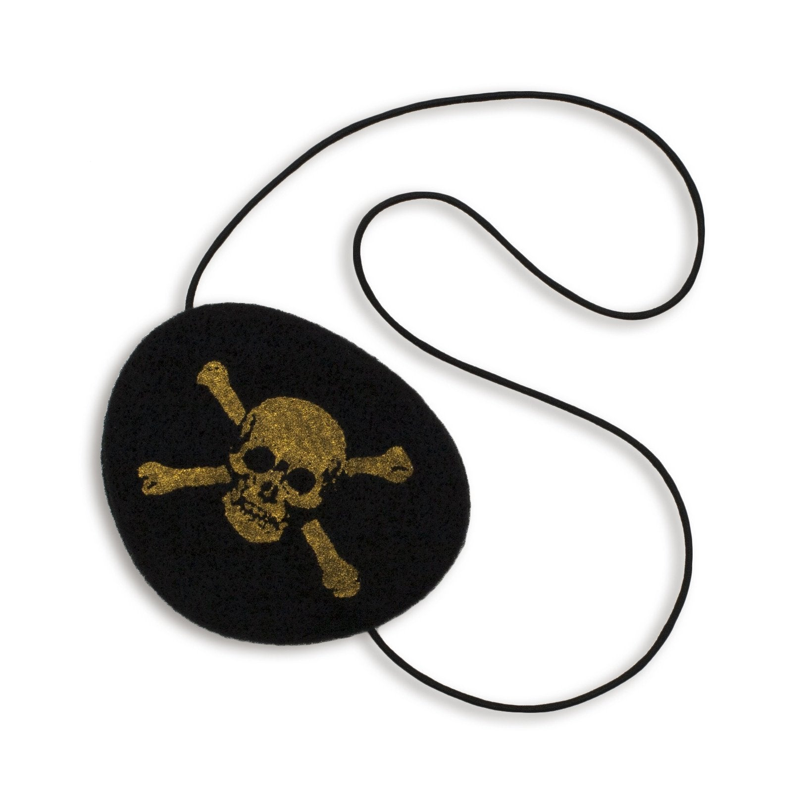 Numero 74 Pirate Eye Patch