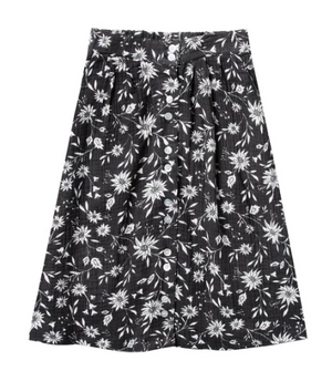Rylee & Cru Midnight Maxi Skirt Size 4-5yrs