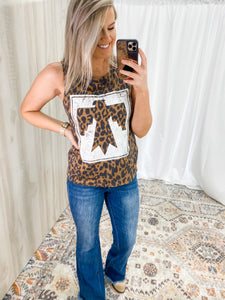 AZTEC DISTRESSED EAGLE TANK