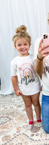 KIDS - MINI - RAINBOW TEE