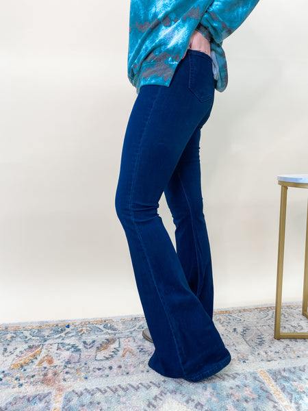 MAGIC DENIM FLARES