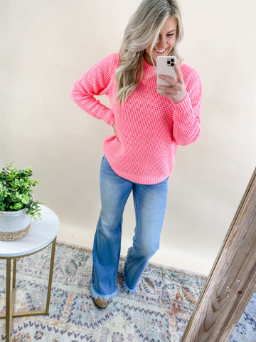 HELLO SPRING - BRIGHT PINK | PLUS AVAIL