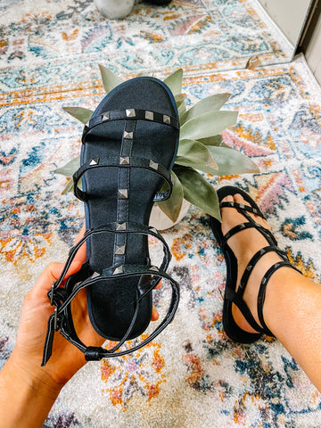 JADED SANDAL