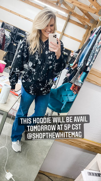 BRILLIANT BABE HOODIE