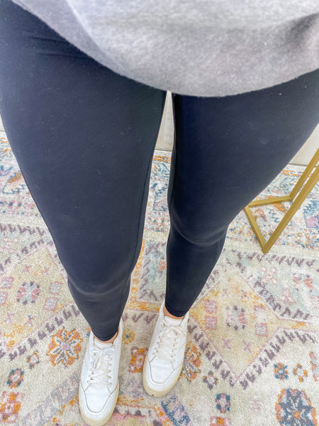 BUTTER SOFT LEGGINGS - 2 COLORS