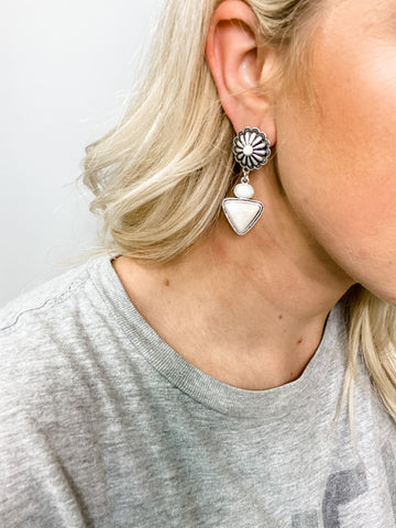 WESTERN BOHO BABE EARRINGS