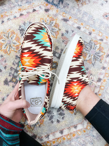 AZTEC SHOES