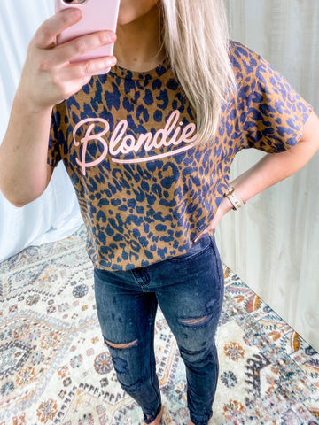 BLONDIE GRAPHIC