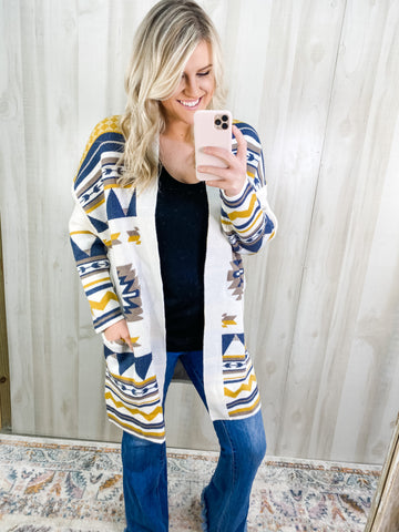 NEW MEXICO CARDIGAN