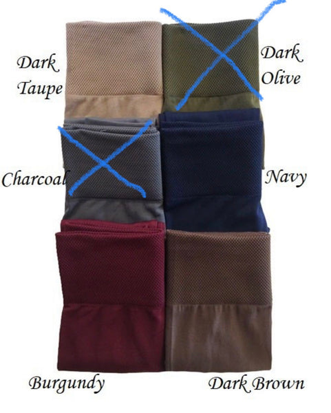 ONE SIZE LEGGINGS - MULTIPLE COLORS