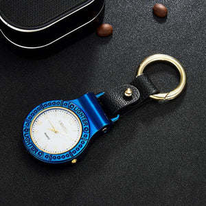 Watch Cigarette Lighter with Light