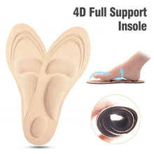 Load image into Gallery viewer, 4D Arch Support Memory Foam Insole