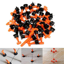 Load image into Gallery viewer, DOMOM Reusable Tile Leveling System (50PCS Pack)