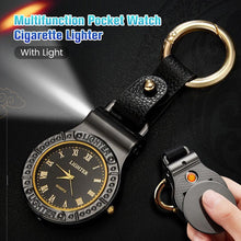 Load image into Gallery viewer, Watch Cigarette Lighter with Light