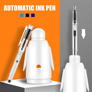 Automatic Ink Fountain Pen