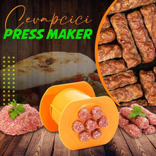 Load image into Gallery viewer, Cevapcici Mould Maker