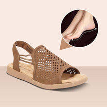 Load image into Gallery viewer, Flat Chic Hole Sandals