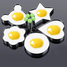 Load image into Gallery viewer, Stainless Steel Fried Egg Molds