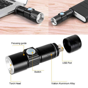 Mini Q5 Flashlight