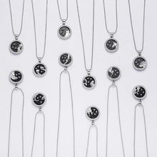 Load image into Gallery viewer, 12 Constellation Necklaces For Women