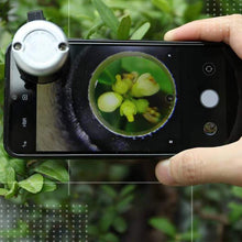 Load image into Gallery viewer, LED Mobile Phone Microscope