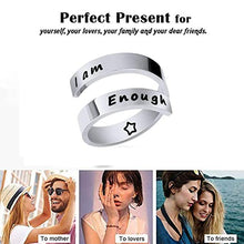 Load image into Gallery viewer, Thin Wrap Adjustable Ring