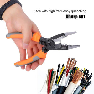 6 In 1 Multifunctional Electrician Plier