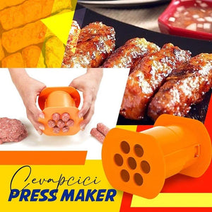 Cevapcici Mould Maker