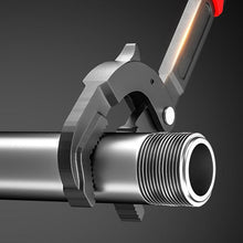 Load image into Gallery viewer, Adjusting Spanner Power Grip Pipe Wrench