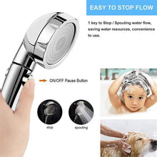 Load image into Gallery viewer, Adjustable Switch Shower Head