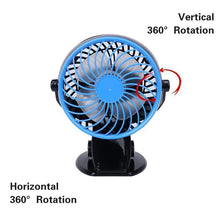 Load image into Gallery viewer, 360° Mini Portable Personal Fan