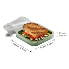 Load image into Gallery viewer, Sandwich Case Toast Container