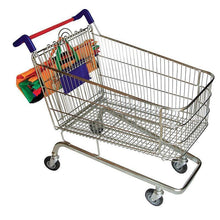 Load image into Gallery viewer, 4 in 1 reusable shopping cart bags