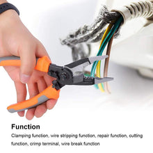 Load image into Gallery viewer, 6 In 1 Multifunctional Electrician Plier