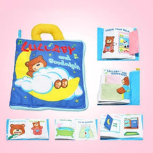 Load image into Gallery viewer, Baby's Soft Activity Books