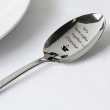 Load image into Gallery viewer, Stainless Steel Coffee Spoon