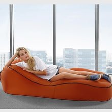 Load image into Gallery viewer, Inflatable Lazy Beach Sofa Bed