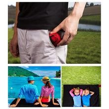 Load image into Gallery viewer, Folding Pocket Picnic Mat