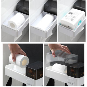 Bathroom Waterproof Three-In-One Storage Box