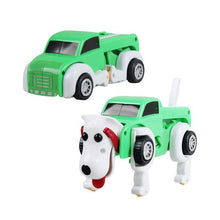 Load image into Gallery viewer, Dog Transformer Car