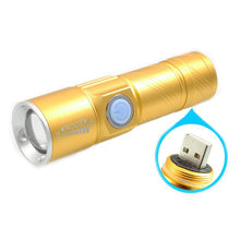 Load image into Gallery viewer, Mini Q5 Flashlight
