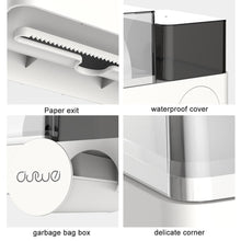 Load image into Gallery viewer, Bathroom Waterproof Three-In-One Storage Box