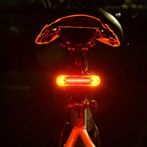 Remote Control Bicycle Tail Light
