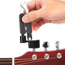 Load image into Gallery viewer, 3 In 1 Tool For Changing Guitar Strings
