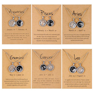 12 Constellation Necklaces For Women
