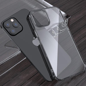 Iphone Shockproof Clear Case