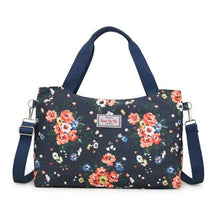 Load image into Gallery viewer, Floral Printing Large Capacity Shoulder Bag