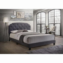 Load image into Gallery viewer, Tradilla Queen Bed - 26370Q - Gray Fabric